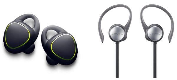 Samsung Gear IconX & Level Active