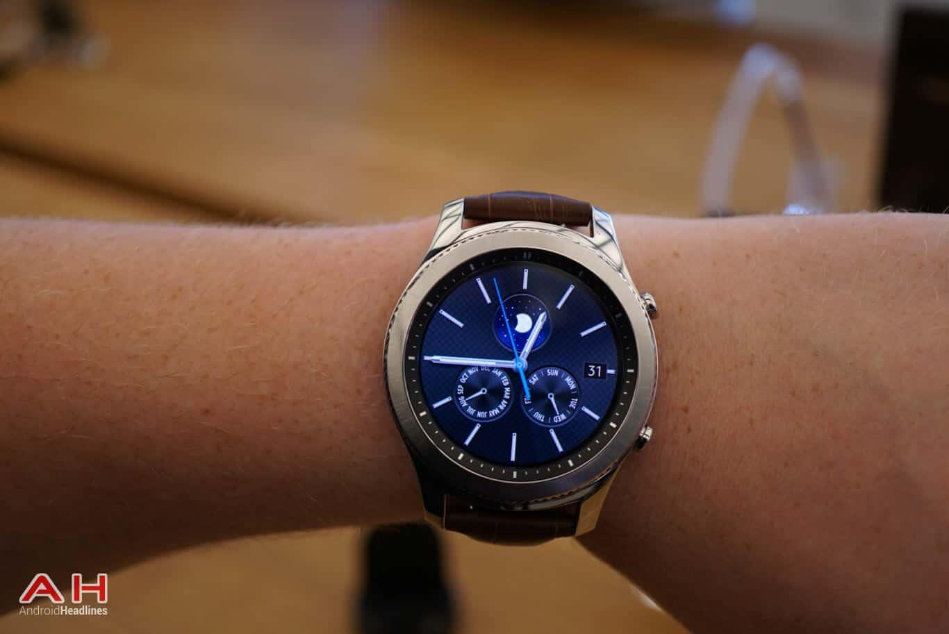 Samsung Gear S3 AH 14