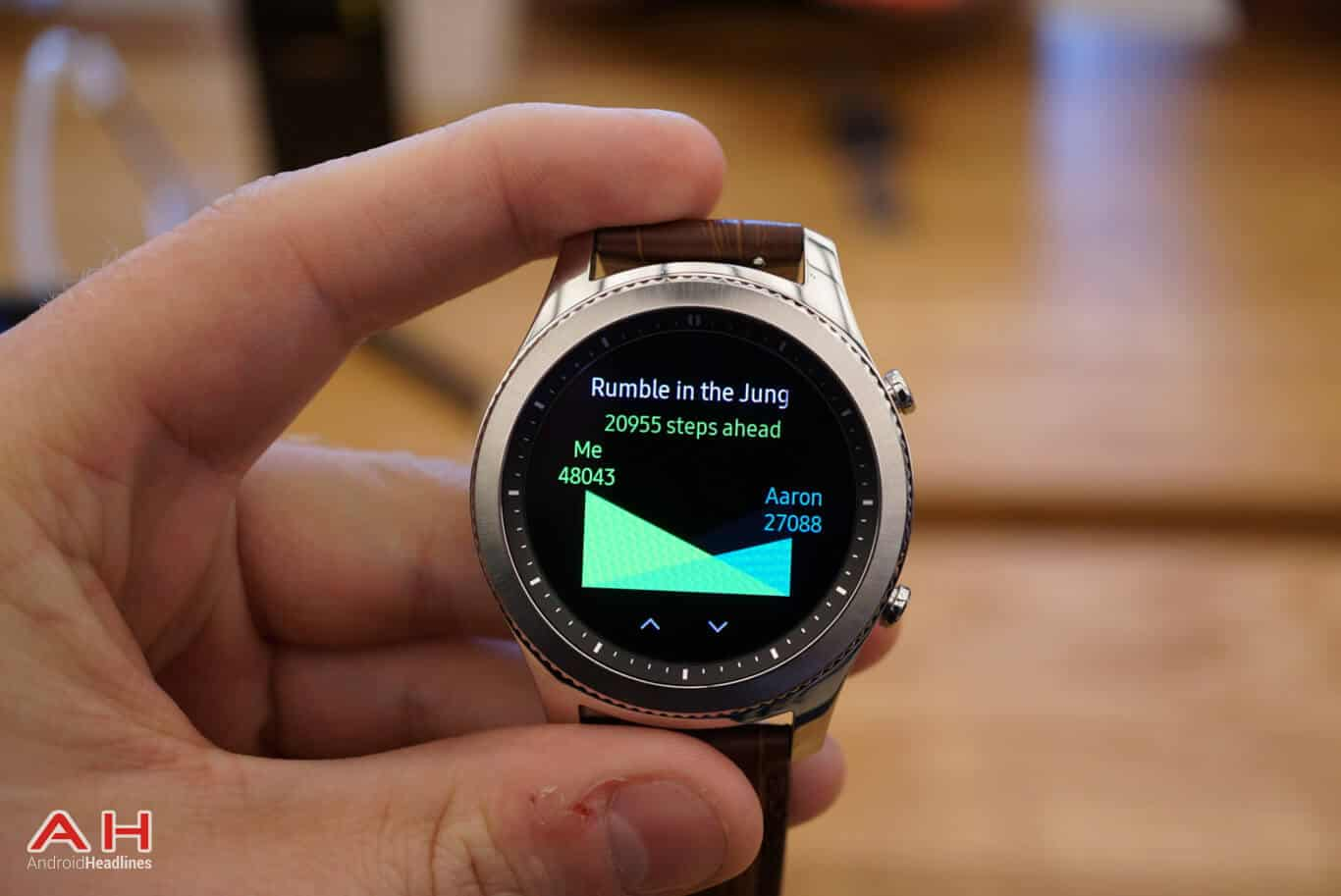Samsung Gear S3 AH 17