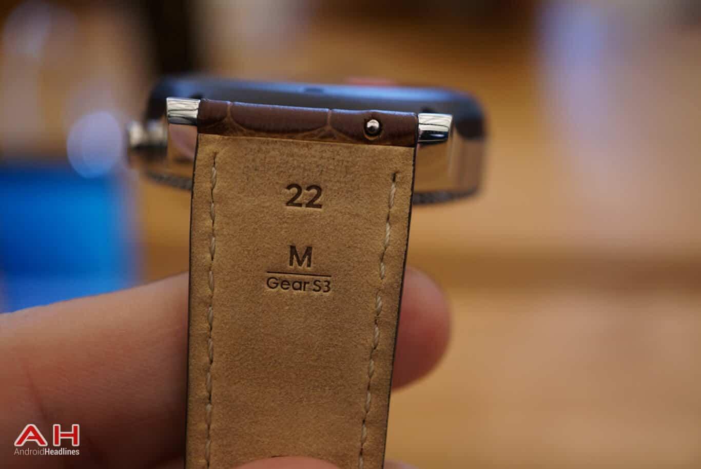 Samsung Gear S3 AH 19