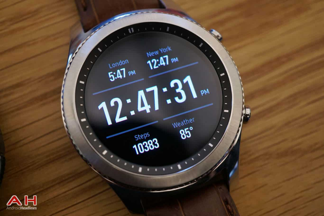 Samsung Gear S3 AH 21