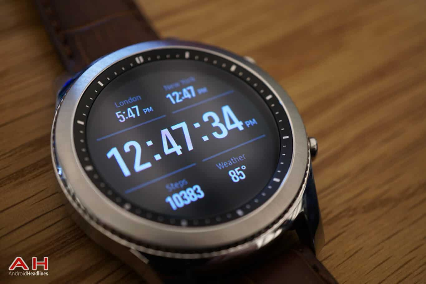 Confirmation AT&T Will Stock The Samsung Gear S3 Frontier ...