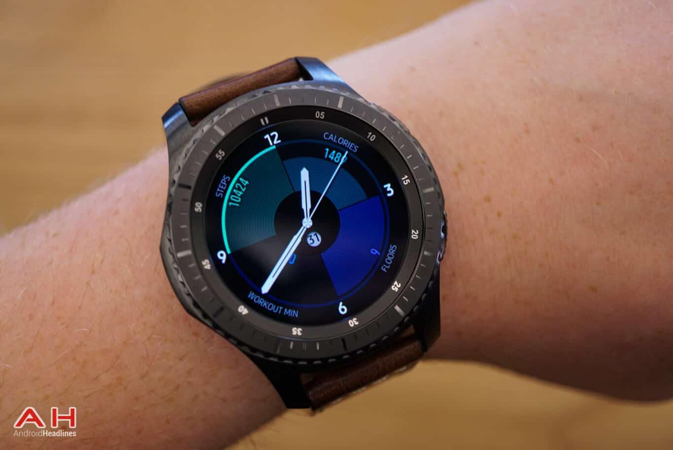 Samsung Gear S3 AH 3