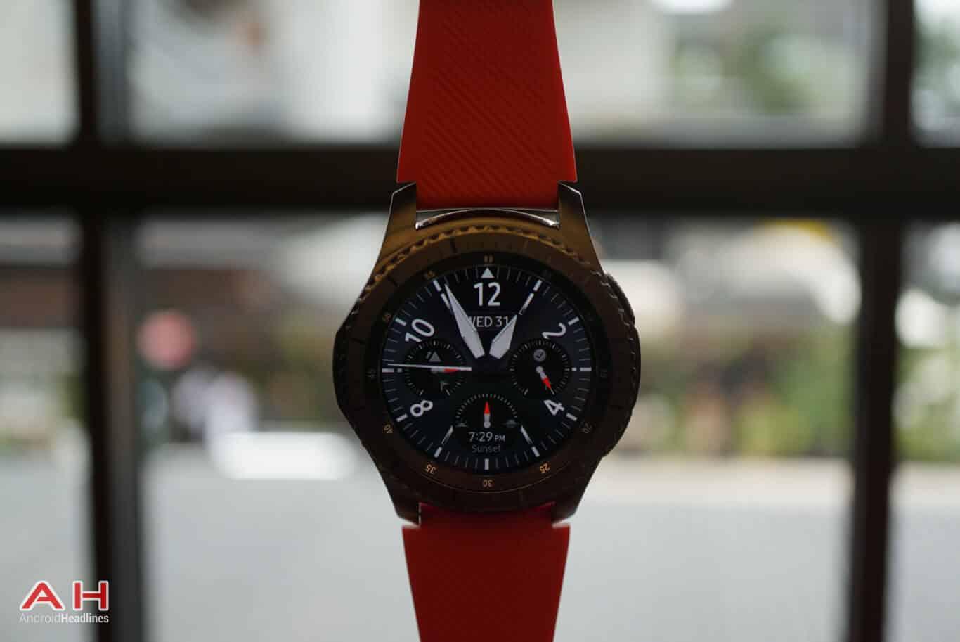 Samsung Gear S3 AH 37