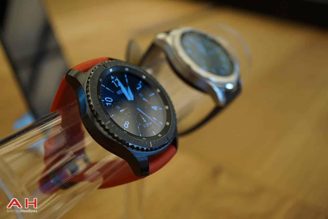 Samsung Gear S3 AH 46