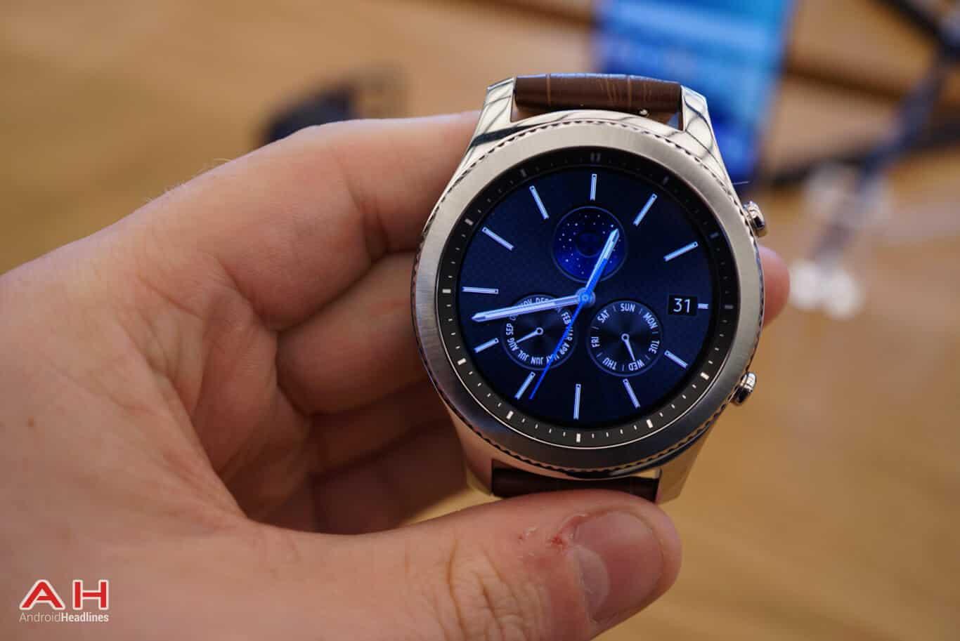 Samsung Gear S3 AH 7