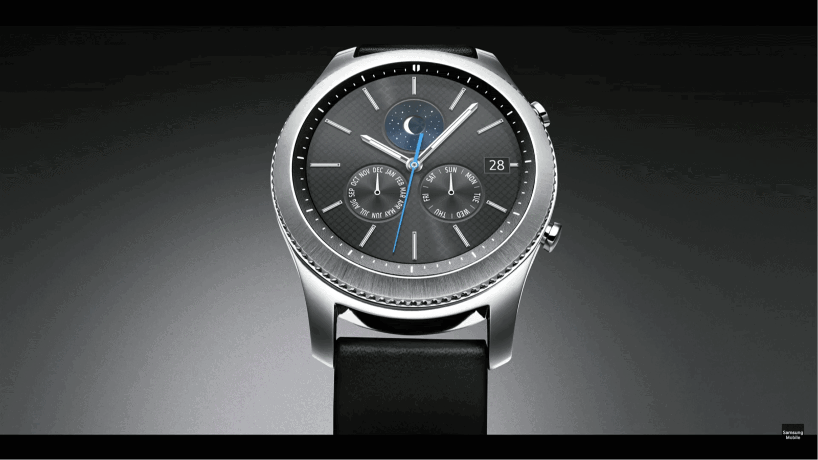 samsung 39 s gear s3 classic goes on sale in october for 299. Black Bedroom Furniture Sets. Home Design Ideas