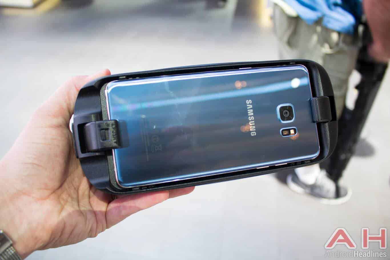 Samsung Gear VR Galaxy Note 7 AH 5