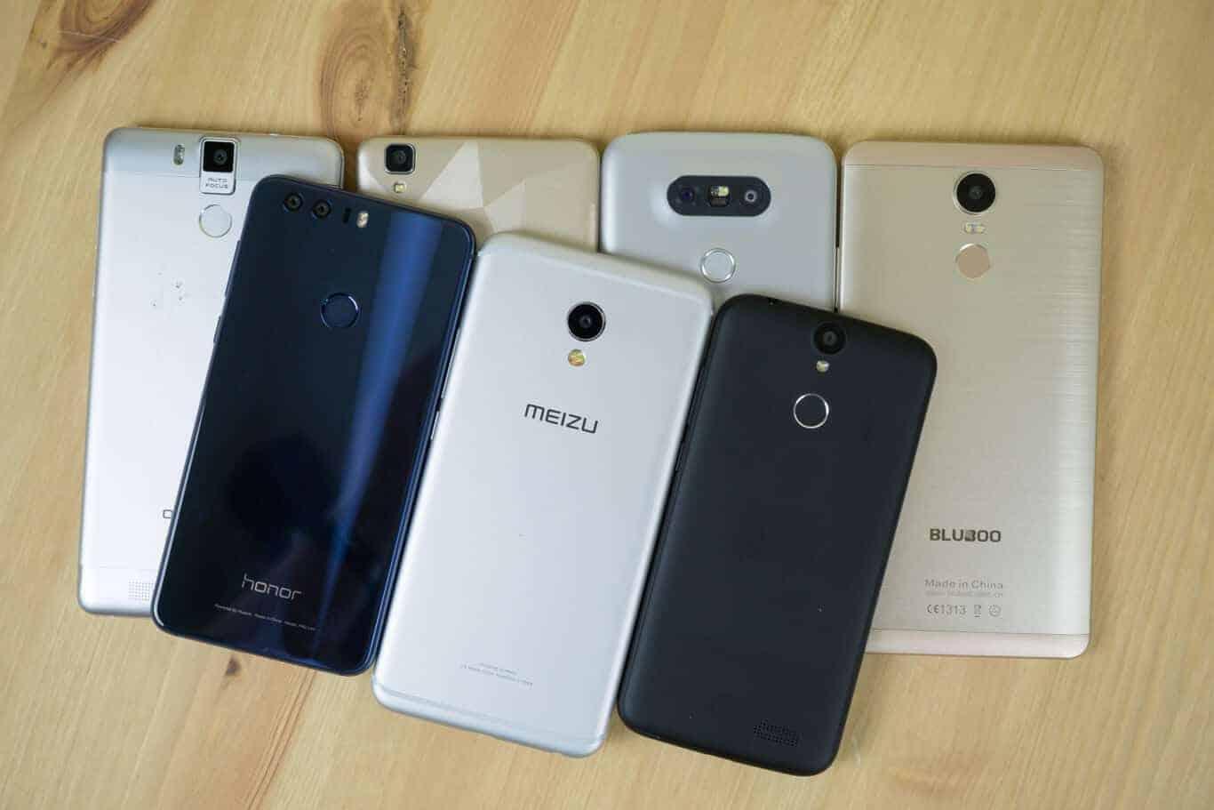 Smartphones AM AH 1