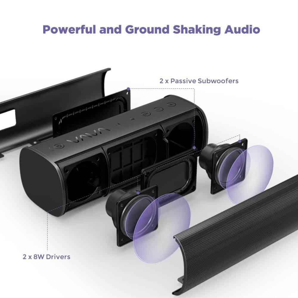 VAVA Voom 20 Portable Wireless Speaker 02