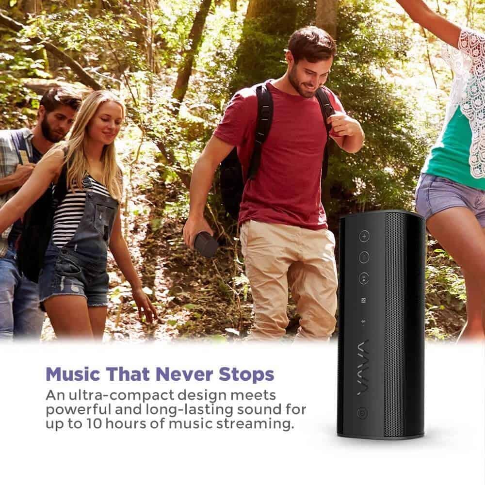 VAVA Voom 20 Portable Wireless Speaker 04