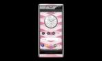 Vertu Aster Chevron Pink 1