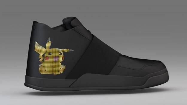 Vixole Pokemon shoes_1