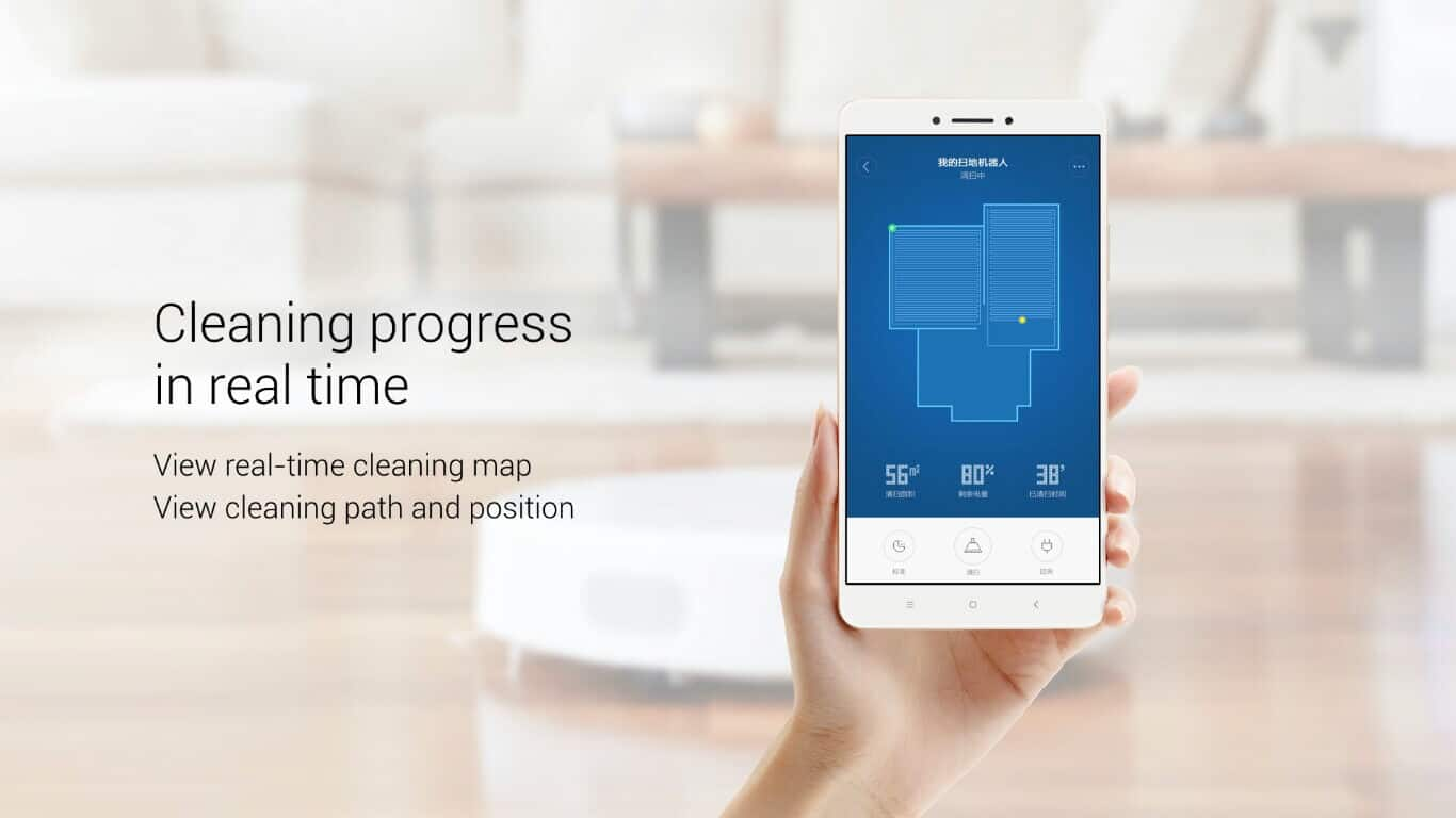 Xiaomi Mi Robot Vacuum 11