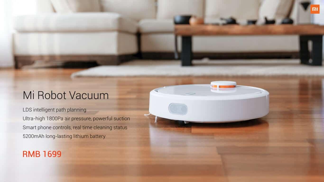 Xiaomi Mi Robot Vacuum 17