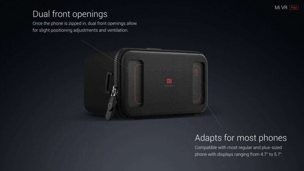Xiaomi Mi VR Play hands on image China 6