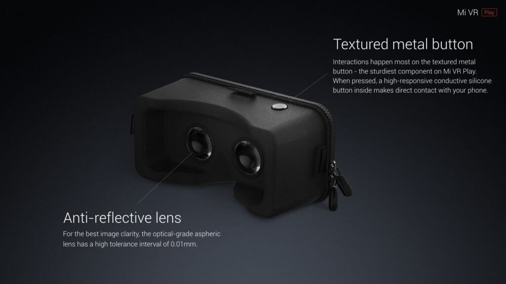 Xiaomi Mi VR Play hands on image China 7