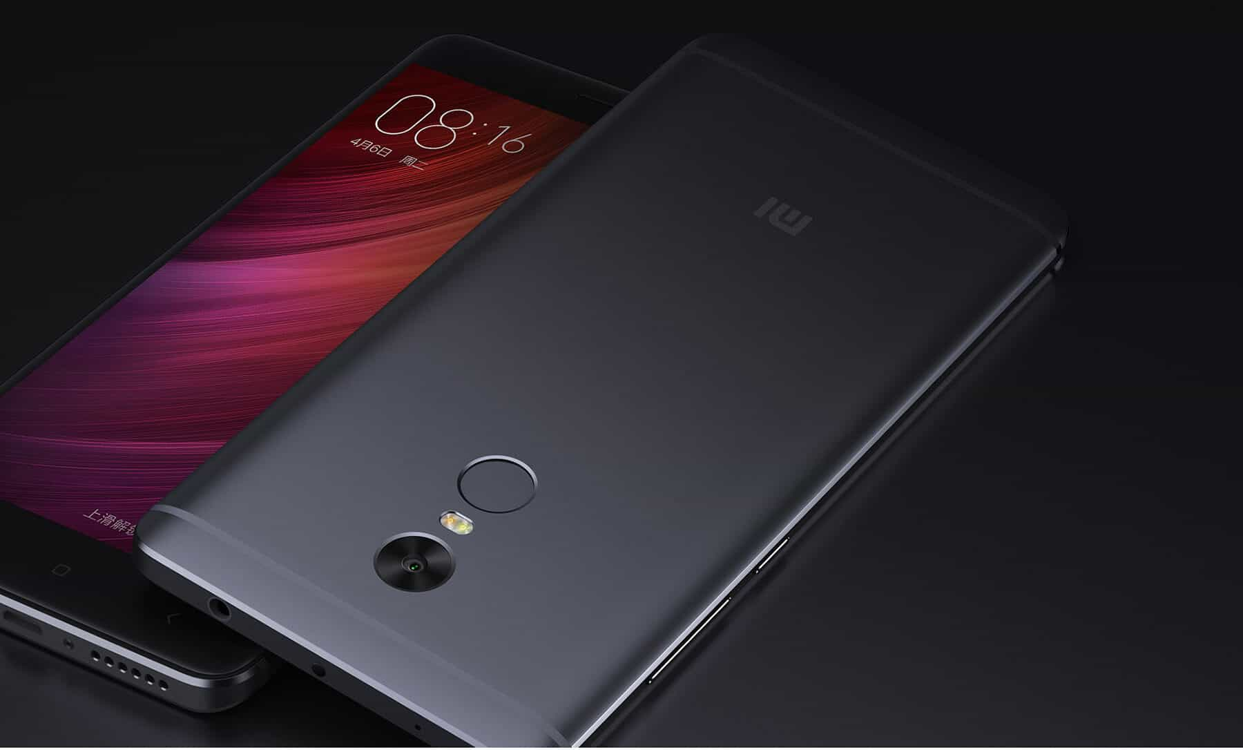 Xiaomi Redmi Note 4 GB 01