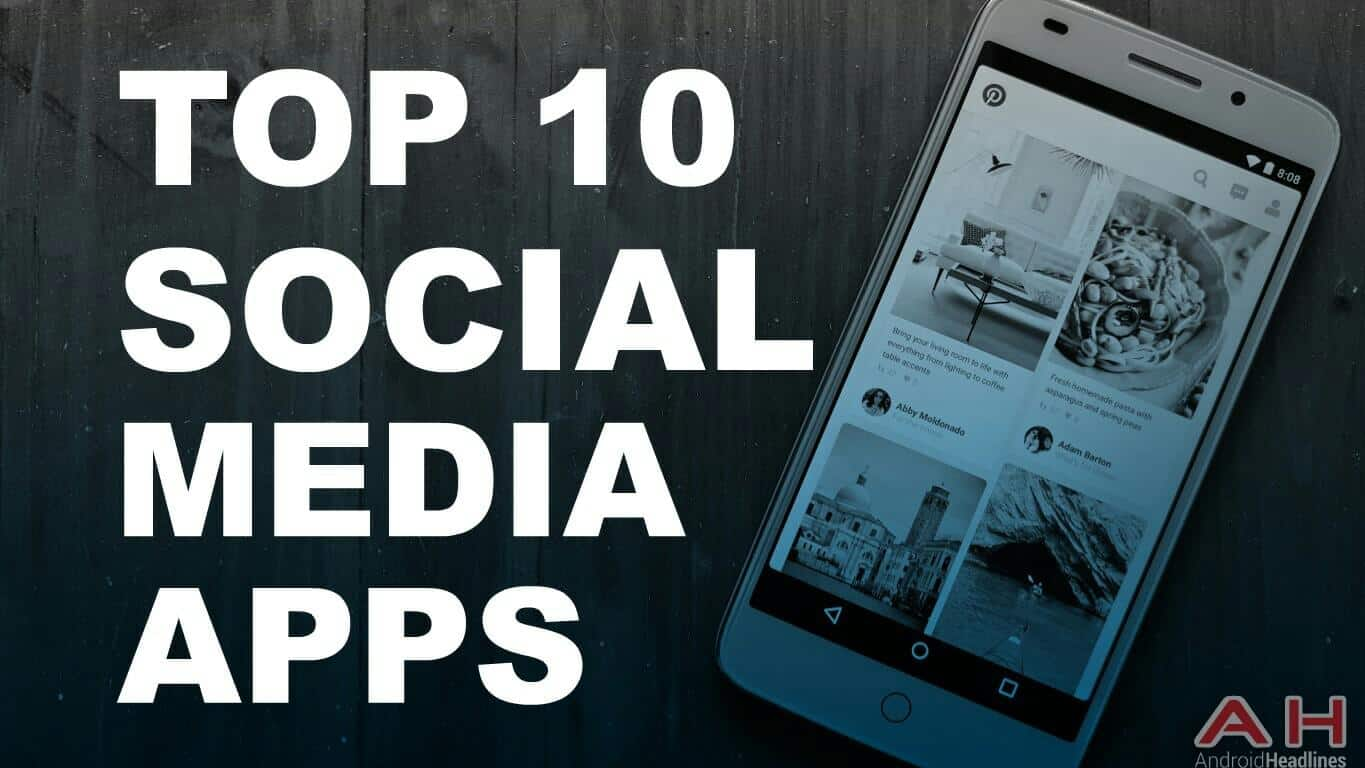 Best social apps for android