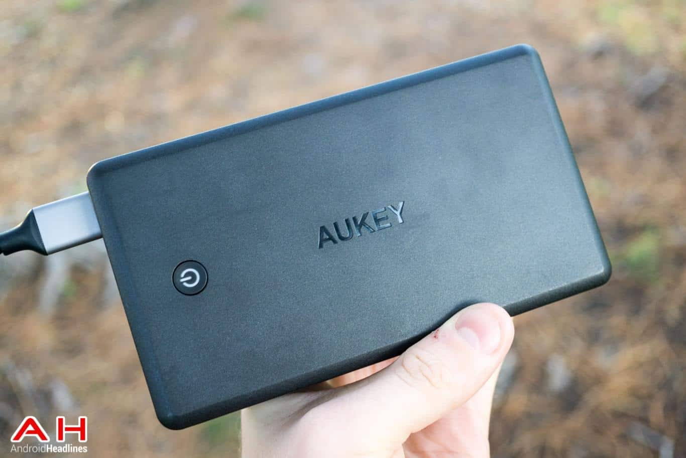 Review Aukey 30000mah Portable Charger With Quick Charge 30 Qc Qc3 Battery Pack Ah 10
