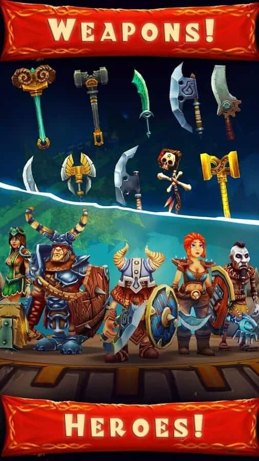 Asgard Game