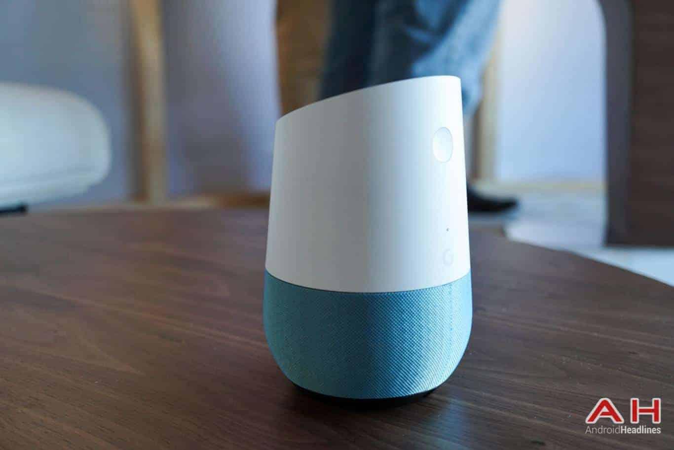Google Home Hands On AH 11