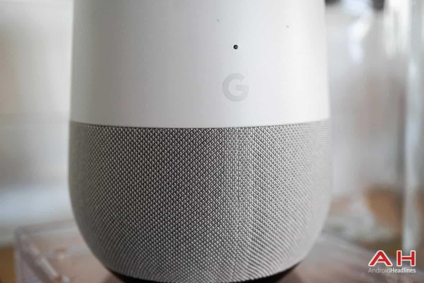 Google Home Hands On AH 22