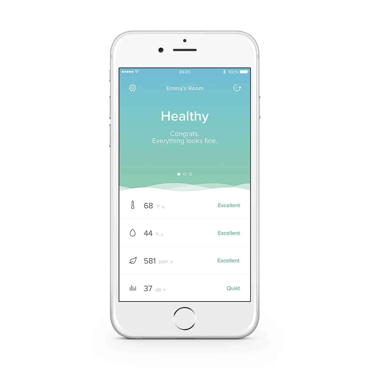 IPhone6 healthy