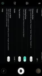 LG V20 AH NS screenshots camera manual photo options