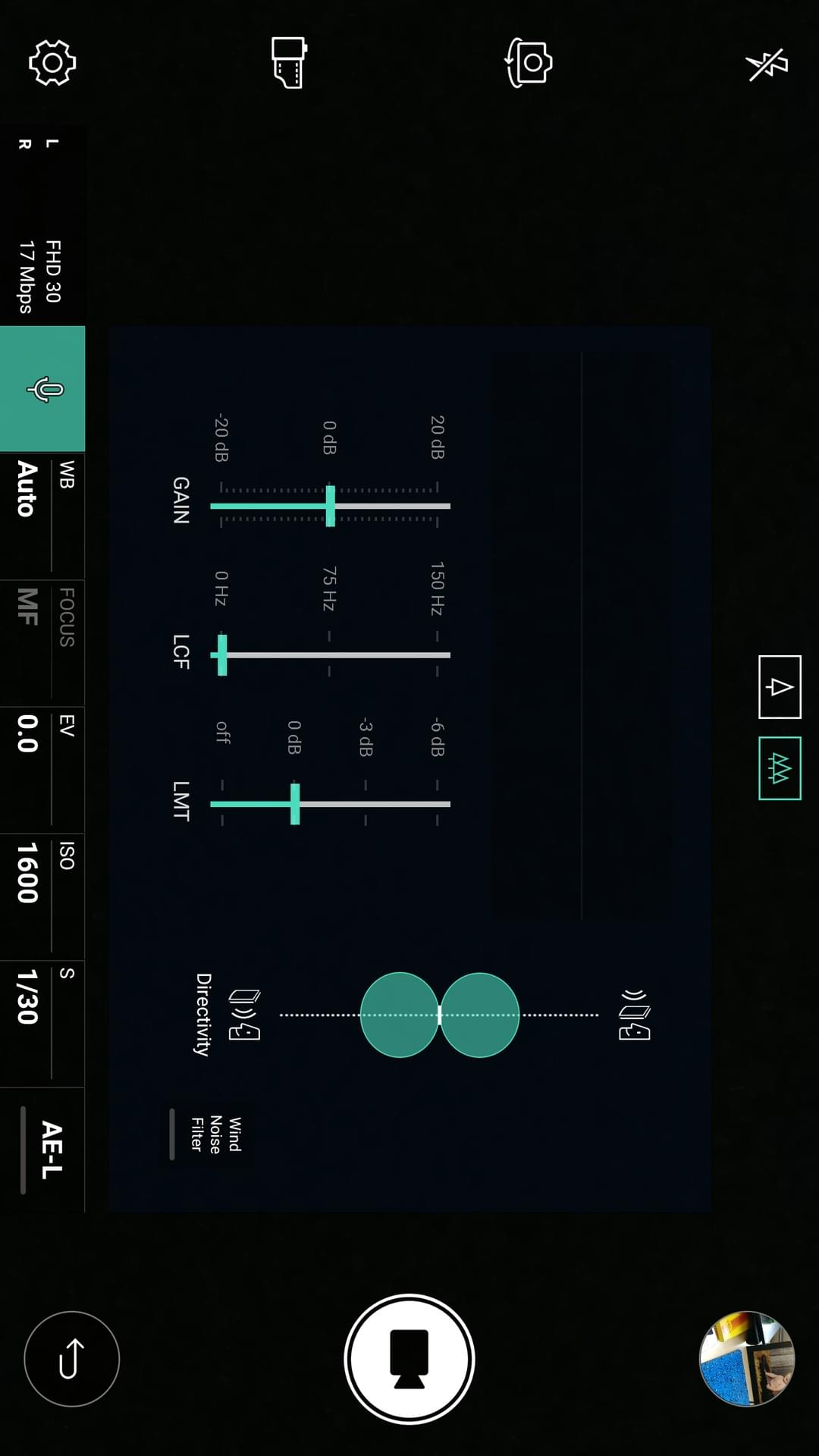 LG V20 AH NS screenshots camera manual video 2