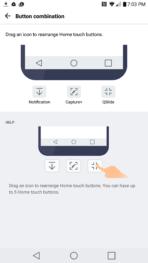 LG V20 AH NS screenshots soft buttons