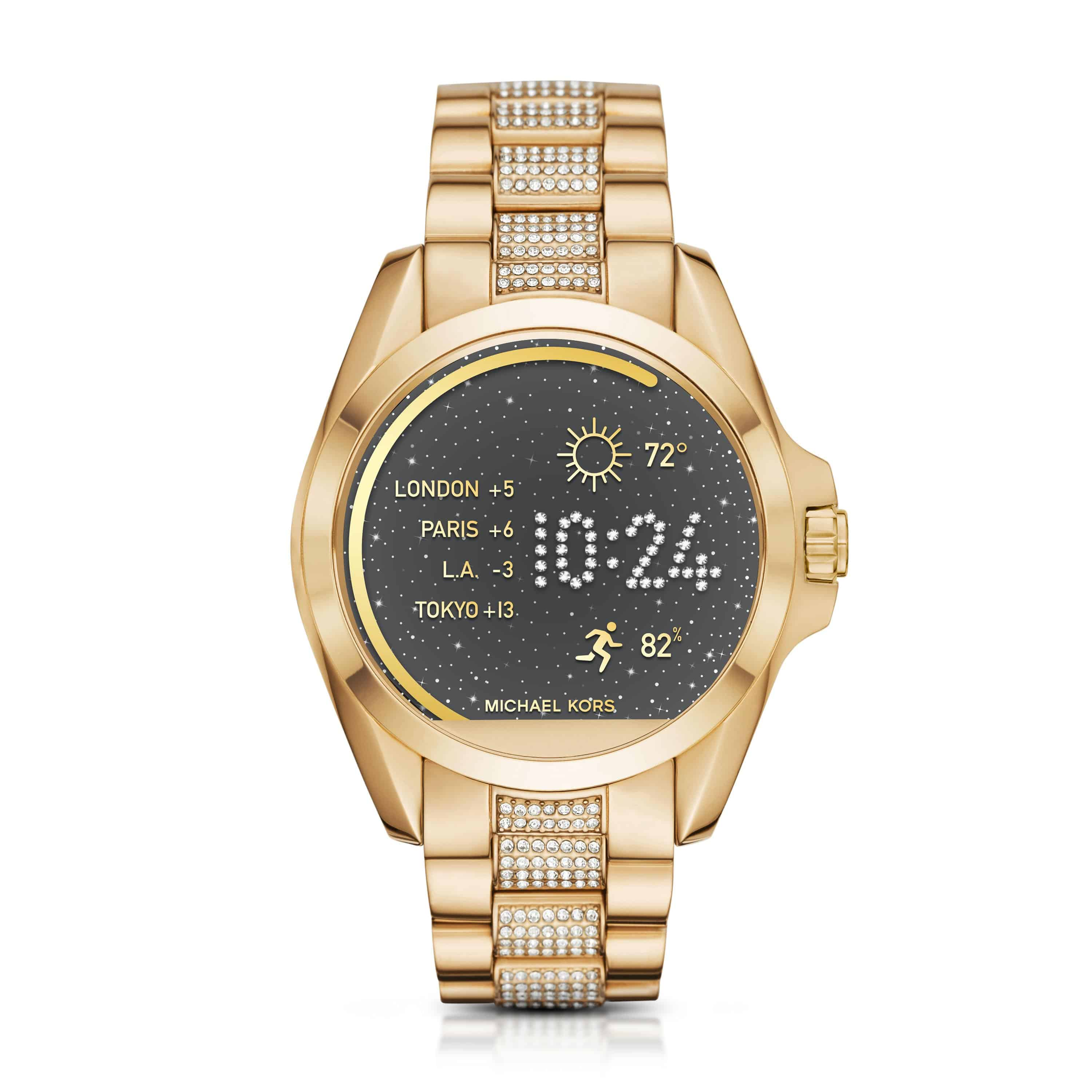Michael Kors Enters Luxury Smartwatch Space With Access ...