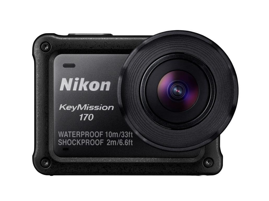 NIkon KeyMission 170 4