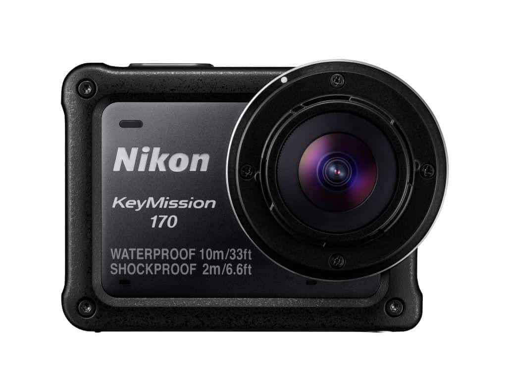 NIkon KeyMission 170 7