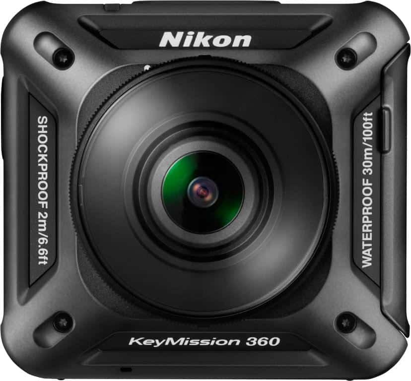 NIkon KeyMission 360 7