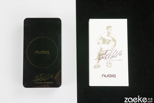 Nubia Z11 and Z11 Mini Cristiano Ronaldo Edition 4