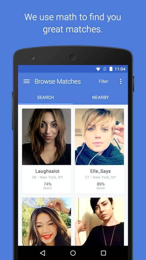 Top 10 best dating apps for android september 2016 for Ok google plenty of fish