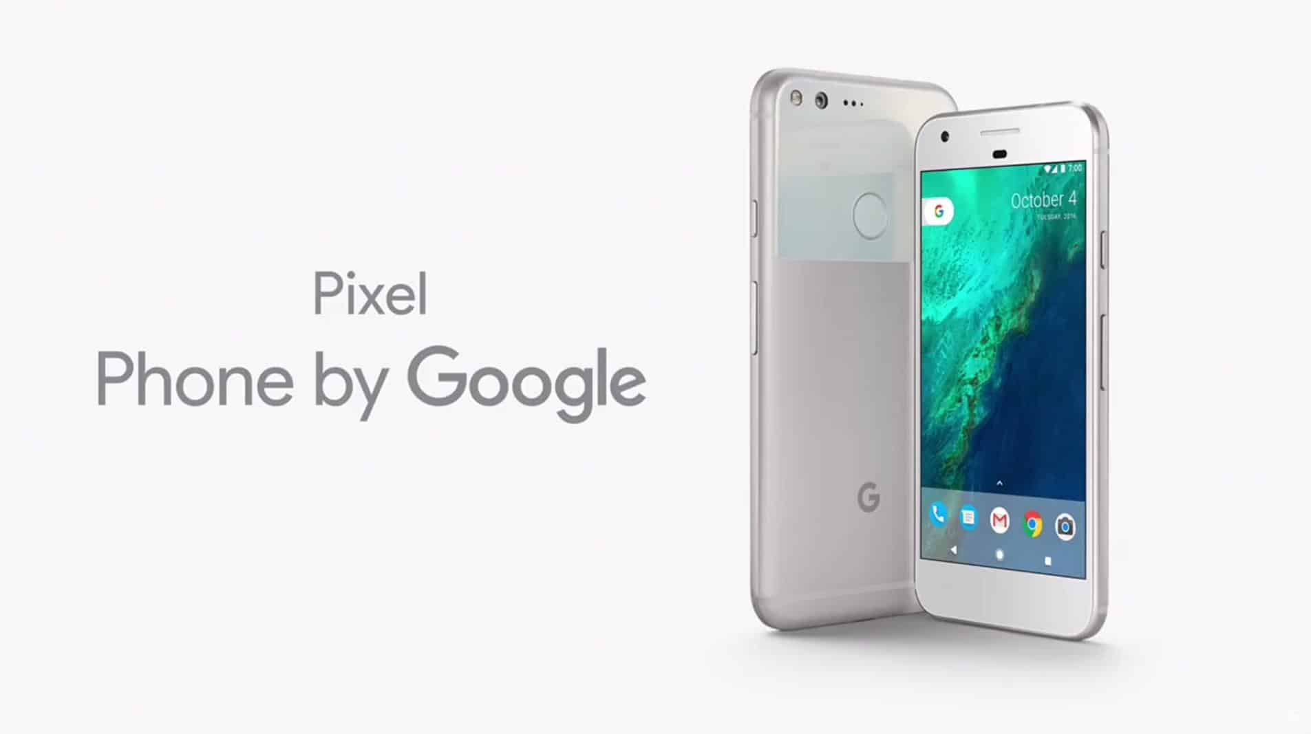 Pixel Phone by Google