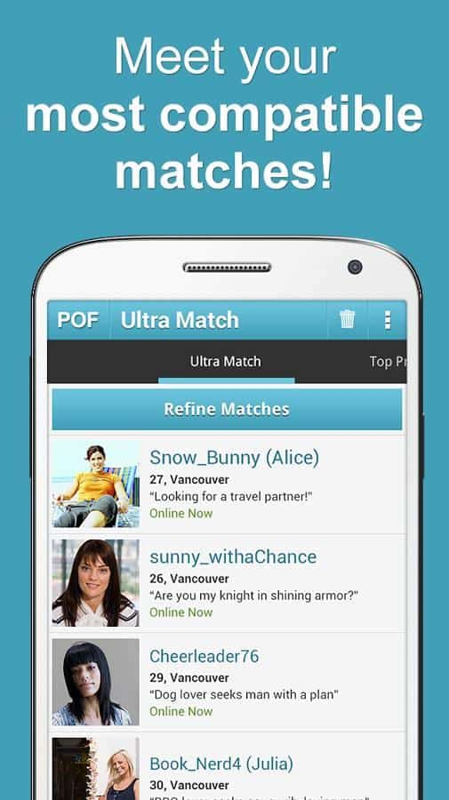 Top 10 best dating apps for android september 2016 for Browse plenty of fish