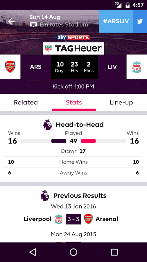 premier-league-official-app