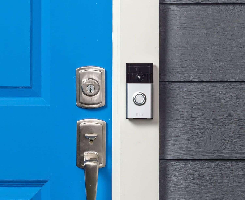 Ring WiFi Video Doorbell 1