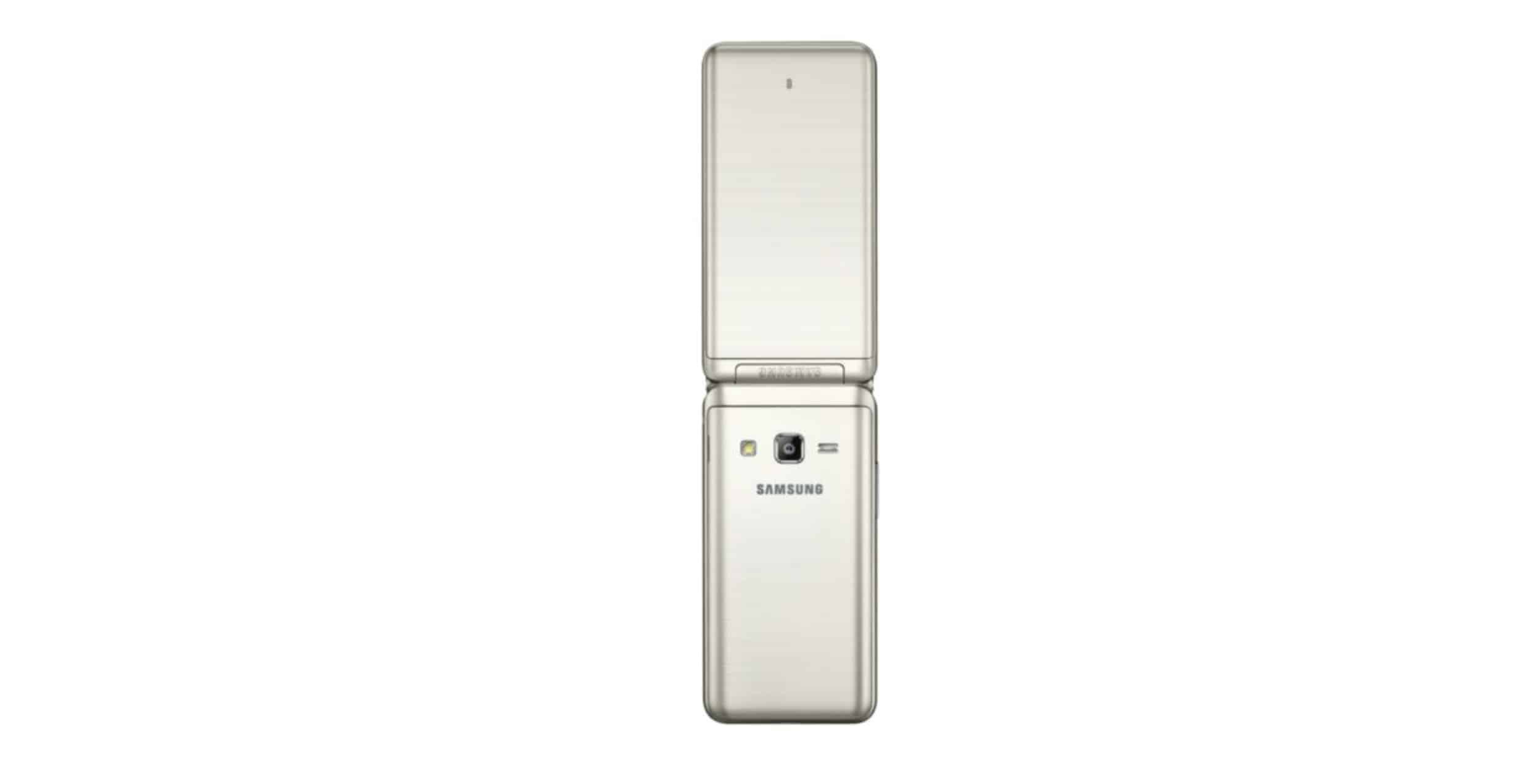 Samsung Galaxy Folder 2 SM G1600 06
