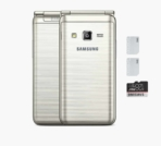 Samsung Galaxy Folder 2 SM G1600 09