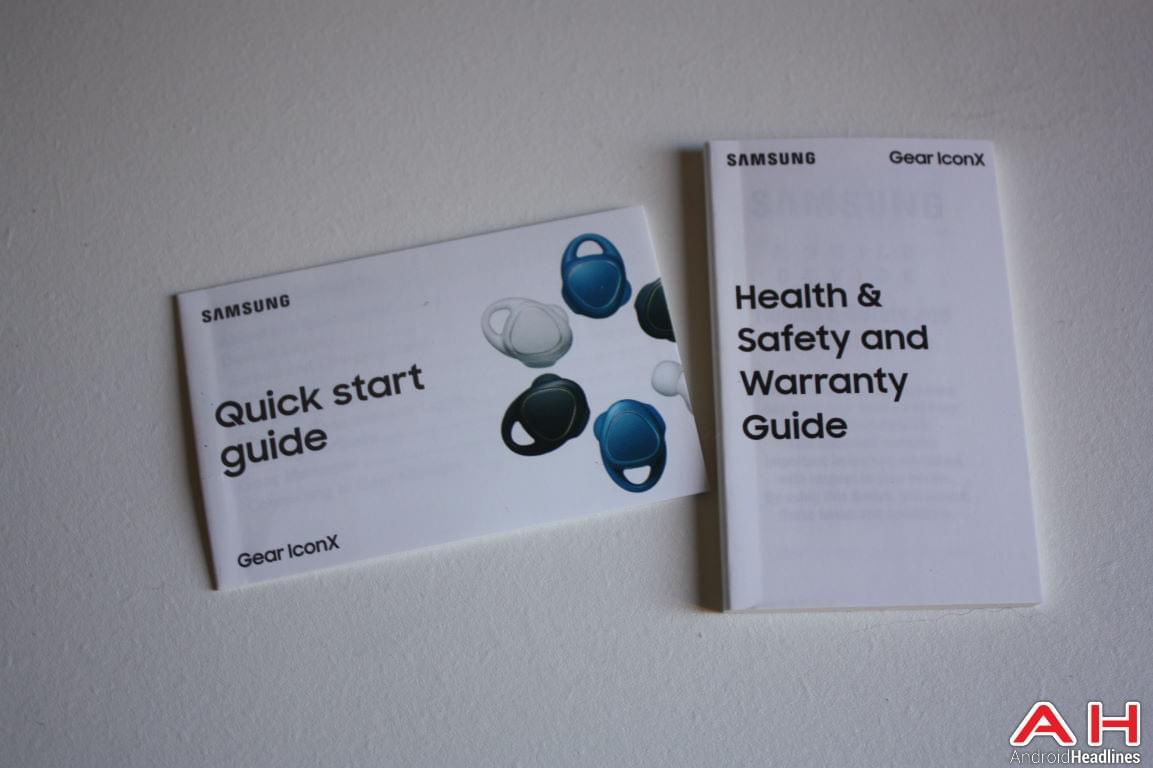 Samsung Gear IconX Bluetooth Earbuds AH 45
