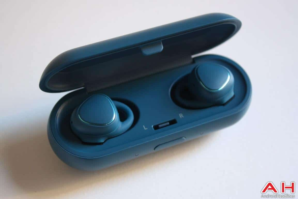 Review Samsung Gear Iconx Wireless Earbuds
