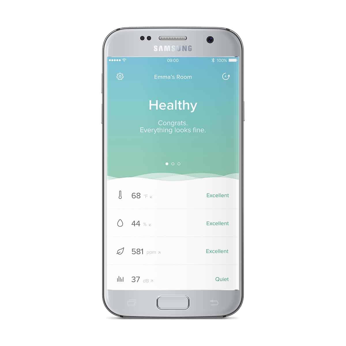 SamsungS7 healthy