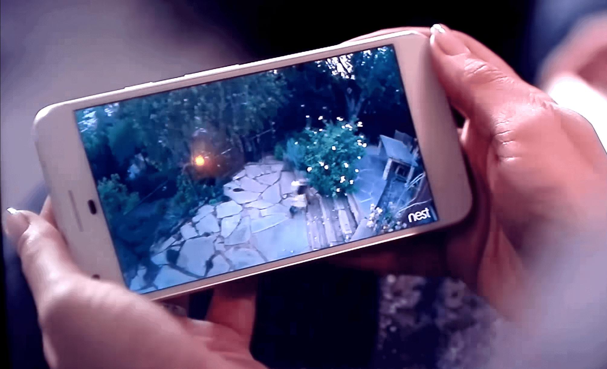 Google Pixel Nest Commercial leak
