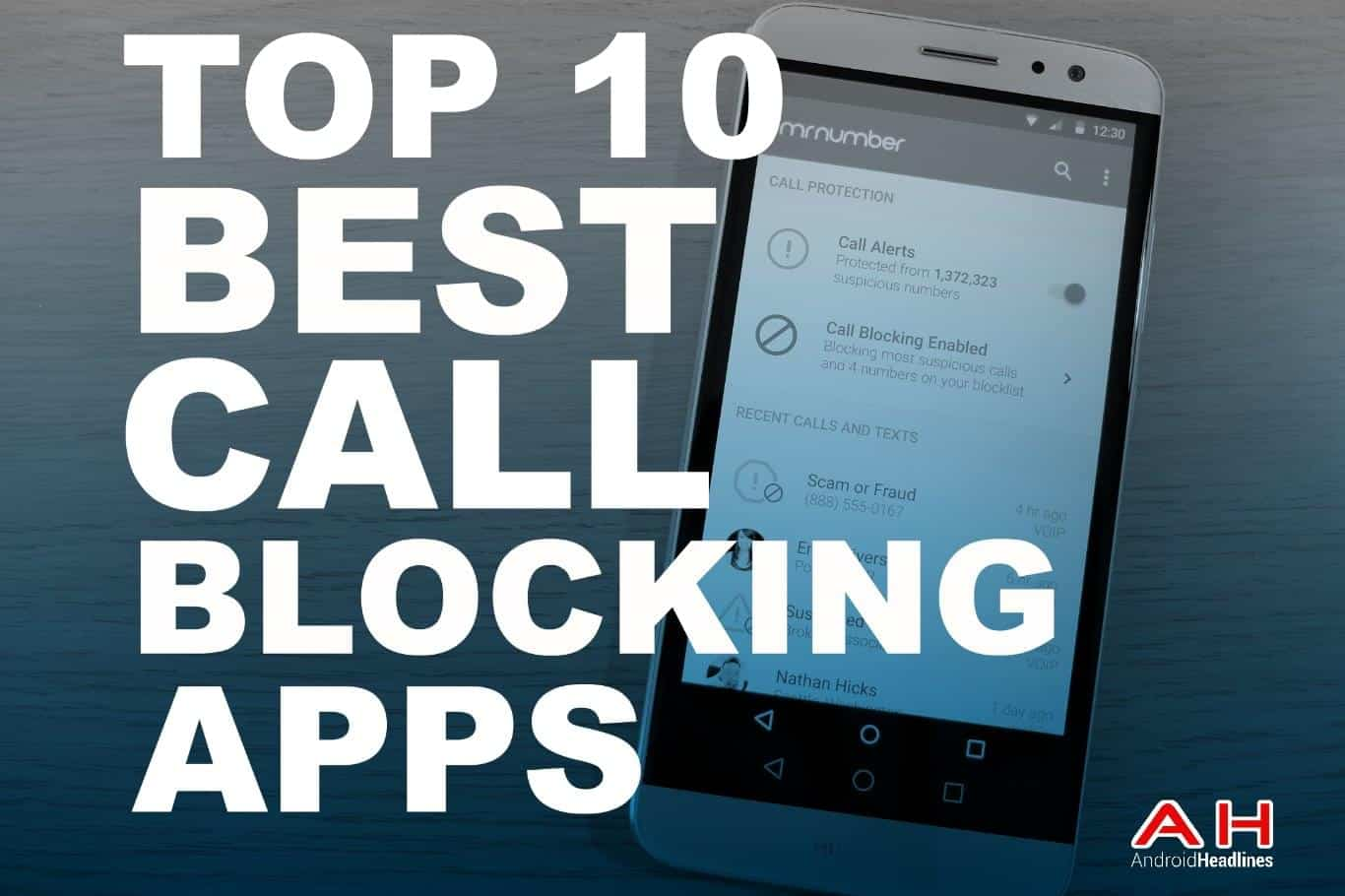 top 10 best call blocker apps for android september 2016