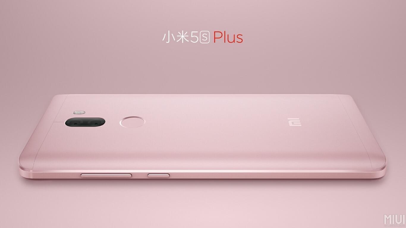 Xiaomi Mi 5s Plus 5