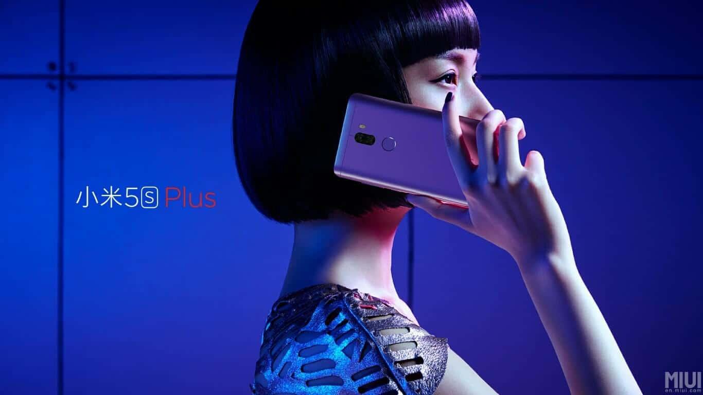 Xiaomi Mi 5s Plus 8
